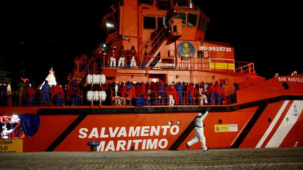 EU to end ship patrols in scaled down migrant rescue operation - diplomats