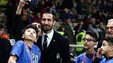 Ramy saluta azzurri 'giorno più bello'