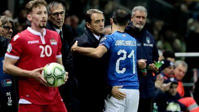 Euro 2020, Italia-Liechtenstein 6-0