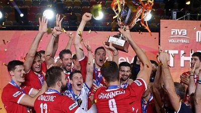 Pallavolo: Trentino vince Coppa Cev