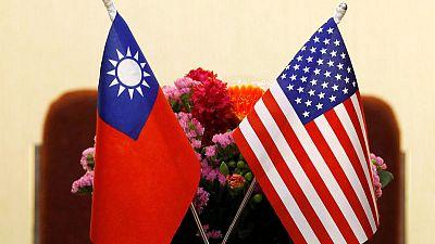 U.S. lawmakers introduce bill to boost Taiwan ties, amid China tensions