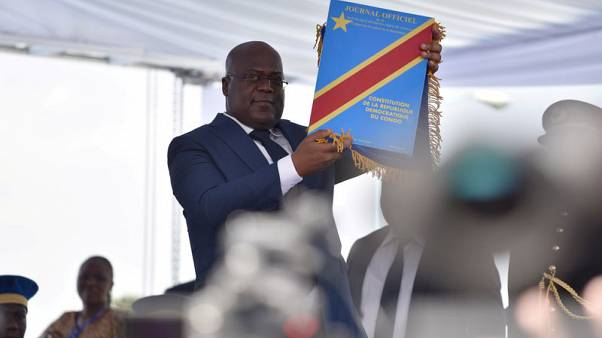 Congo's new leader to meet Pompeo, senior officials in first U.S. visit -spokesman