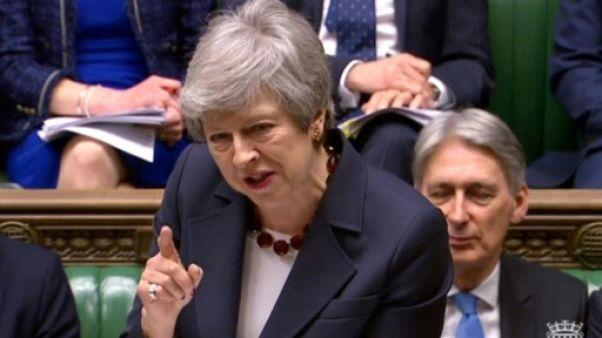Theresa May s'engage à partir une fois son accord de Brexit adopté