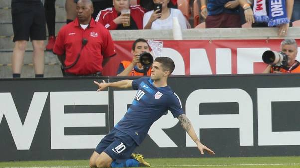 Pulisic scores, picks up knock as U.S. draw 1-1 with Chile