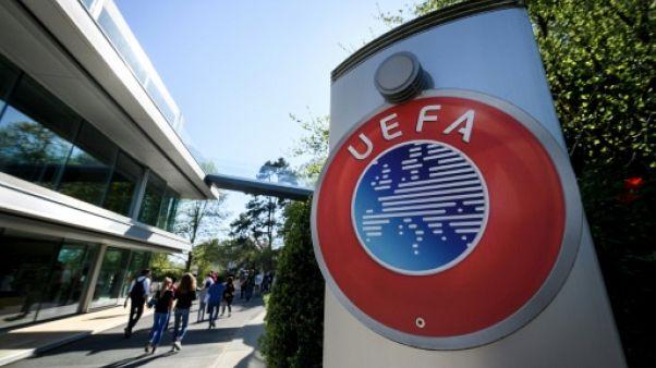 Racisme: l'UEFA ouvre une procédure disciplinaire contre le Monténégro