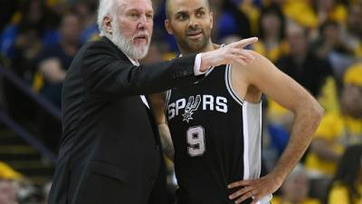 NBA: Tony Parker de retour jeudi à San Antonio pour Manu Ginobili