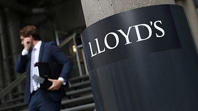 Lloyd's of London suffers 1 billion pound loss in 2018