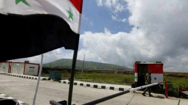 Les Etats-Unis isolés à l'ONU pour défendre une souveraineté d'Israël sur le Golan