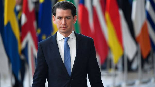 Austria's Kurz confirms link between Christchurch attacker and Identitarian Movement