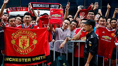 Man United to face Tottenham in Shanghai pre-season clash
