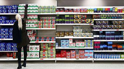 UK retailers suffer biggest sales drop in 17 months as Brexit nears - CBI