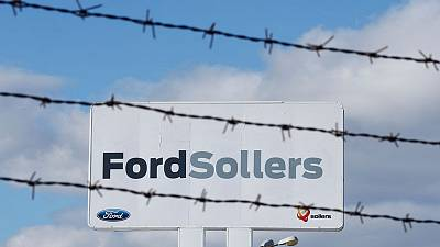 Ford to leave Russian car market, cede control in joint venture