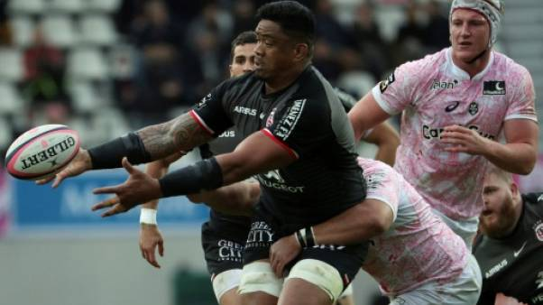 Coupe d'Europe: vers un forfait d'Iosefa Tekori (Toulouse) face au Racing 92