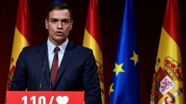 """Sanchez : l'Espagne doit choisir entre """"avancer ou régresser"""" aux élections"""