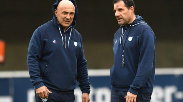 """Pour """"reprendre le rugby français"""", Mola (Toulouse) choisirait Labit et Travers (Racing 92)"""