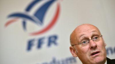Rugby: le prochain sélectionneur de la France nommé avant la Coupe du monde (Laporte)
