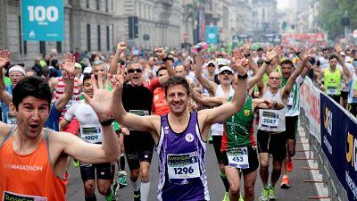 Rossi, Milano Marathon sponsor Giochi
