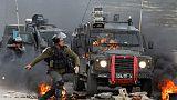 مقتل فلسطيني في اشتباك بين محتجين وقوات إسرائيلية بالضفة الغربية