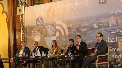"Smart Cities: Egypt ""Theory and Application – Towards an Egyptian Smart Cities Code"""