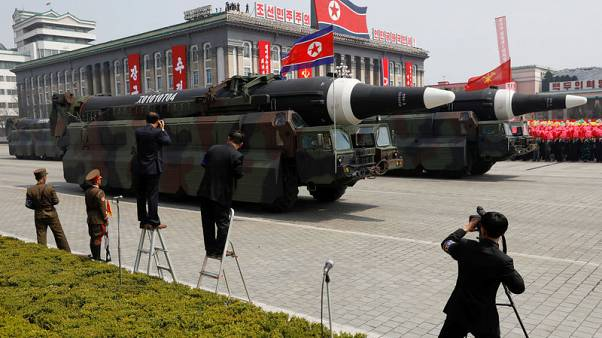 North Korea nuclear, missile activity not consistent with denuclearisation - U.S. general