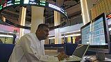 الأسهم القيادية تصعد ببورصة قطر والبنوك تدعم السعودية