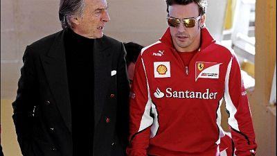 F1:Montezemolo lo critica, Alonso sbotta