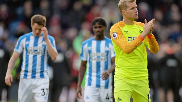 Huddersfield on brink of matching unwanted relegation record