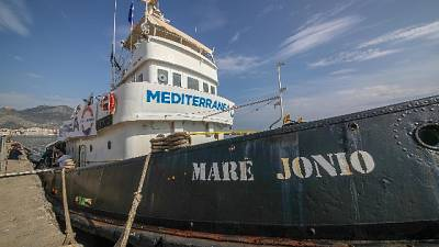 Migranti: dissequestrata la Mare Jonio