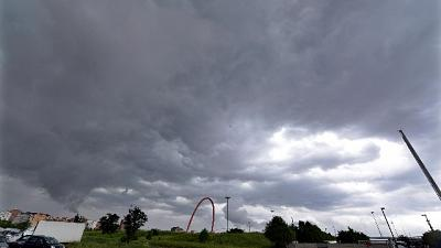 Maltempo: temporali e venti forti al Sud