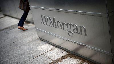 JP Morgan gender pay gap in UK falls slightly to 34 percent in 2018