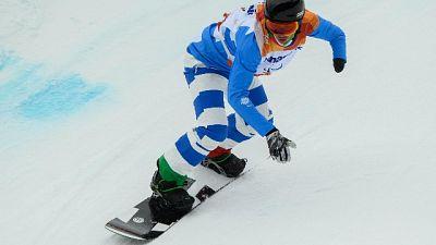 Snowboard: Mondiali paralimpici,è bronzo