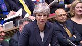 ماي تقول إنها مستعدة للتنحي لإنقاذ اتفاق خروج بريطانيا من الاتحاد الأوروبي