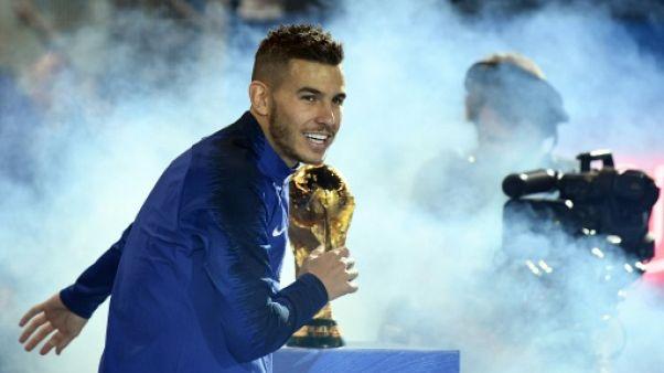 Lucas Hernandez: 4e plus gros transfert français, devant Zidane