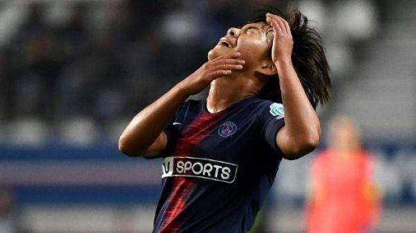 Ligue des champions dames: pour le PSG, maudit temps additionnel!