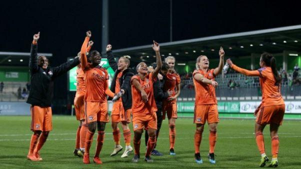 Ligue des champions dames: Lyon toujours en course, le PSG éliminé
