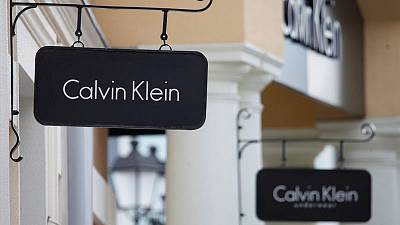 Calvin Klein owner PVH forecasts full-year profit above estimates
