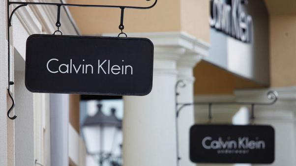 Calvin Klein owner PVH forecasts full-year profit above estimates