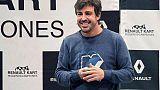 Alonso prova Toyota che ha vinto Dakar