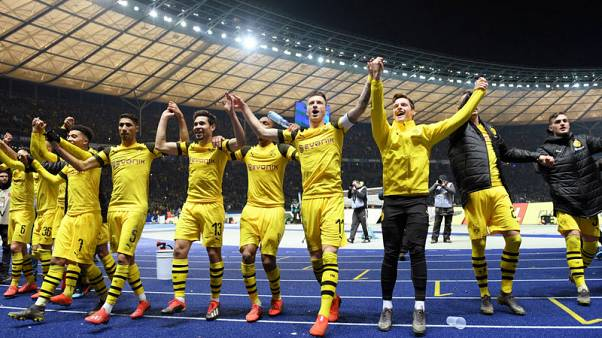 Title rivals Bayern and Dortmund ready for final stretch