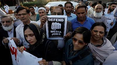 Satire offers new ground for silenced Pakistani journalists
