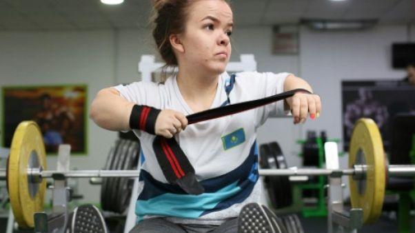 Au Kazakhstan, ambitions paralympiques et dure réalité pour les handicapés