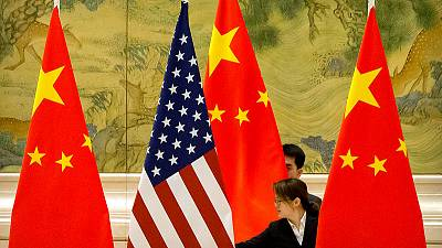 China says vice premier will hold trade talks tonight with senior U.S. officials