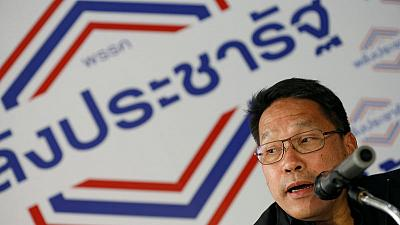 Thailand's pro-army party won popular vote - election commission