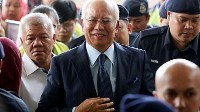 Malaysia to begin delayed graft trial of former PM Najib next week