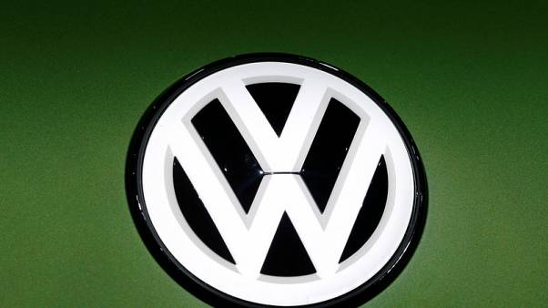 VW in talks to buy stake in Ford's Argo unit, to develop pickup truck