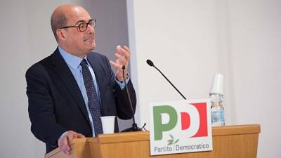 Pil, Zingaretti: Pd vedrà parti sociali