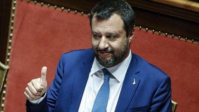 Legittima difesa,Salvini: un gran giorno