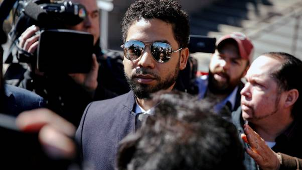 Trump says Justice Department to review Jussie Smollett case