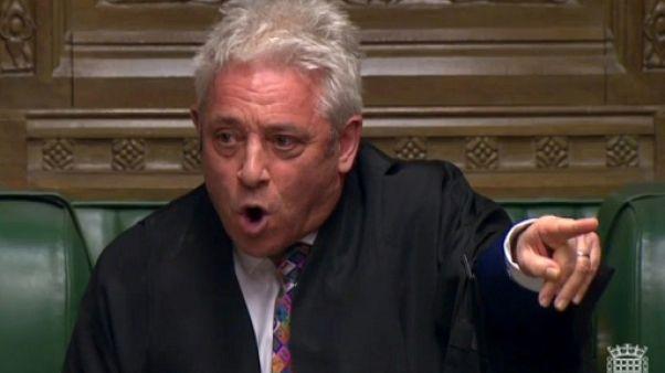 Brexit : Feu vert à un troisième vote des députés sur l'accord de divorce