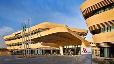 Marriott International and Dur Hospitality open Riyadh Marriott Hotel Diplomatic Quarter and Marriott Exexutive Apartments Riyadh, Diplomatic Quarter
